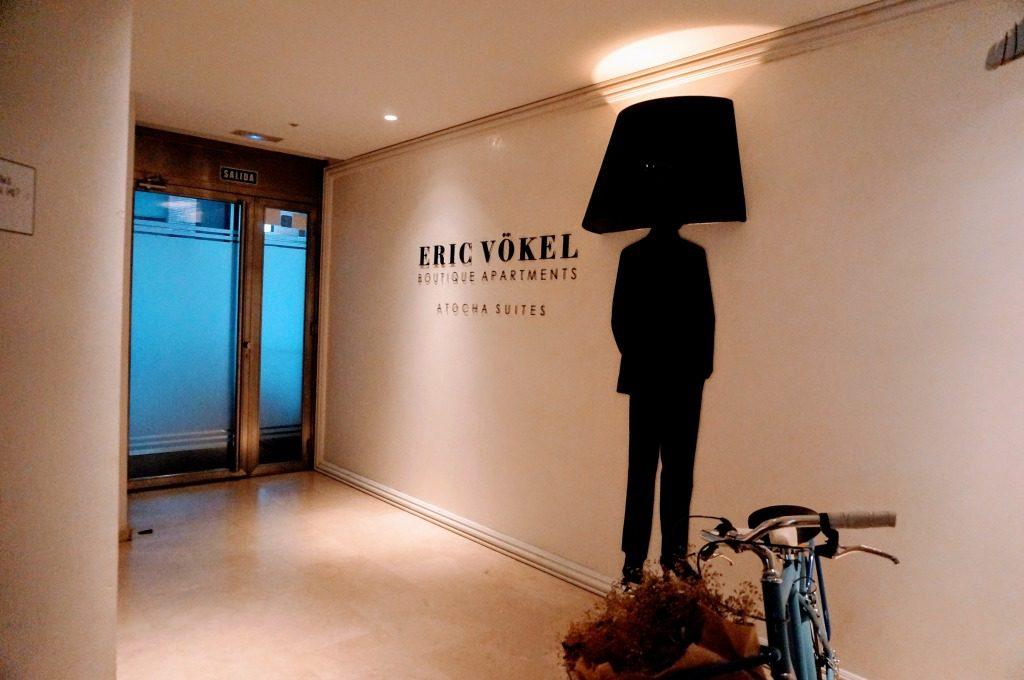 Eric Vökel Atocha Suites(エリック ヴェケル アトーチャ スイーツ)