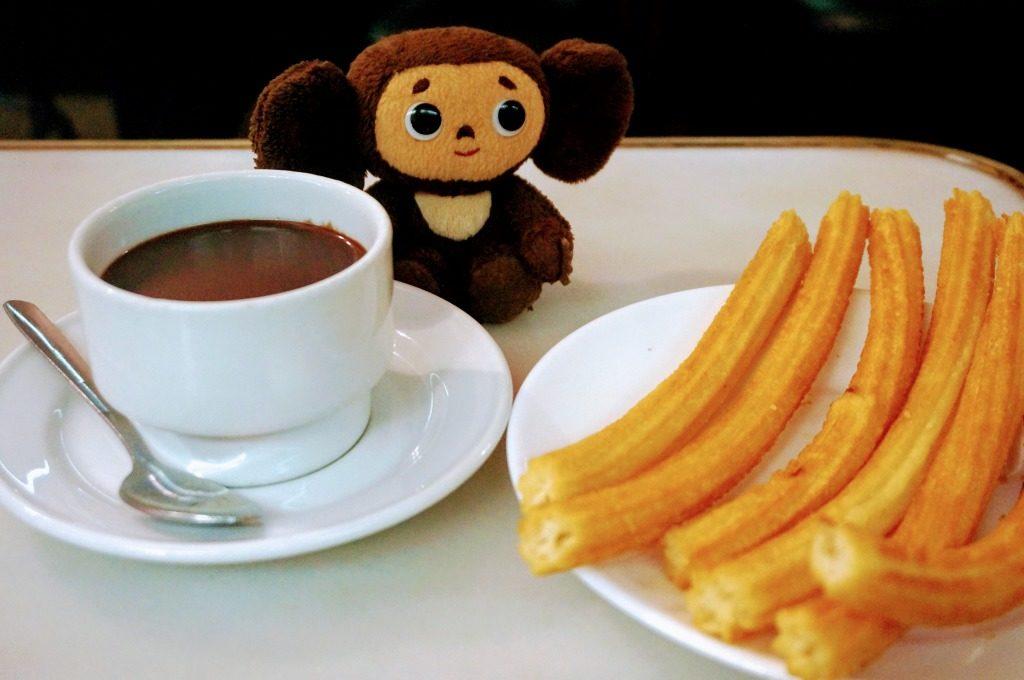 Chocolatería San Ginés(チョコラテリア サン ヒネス)